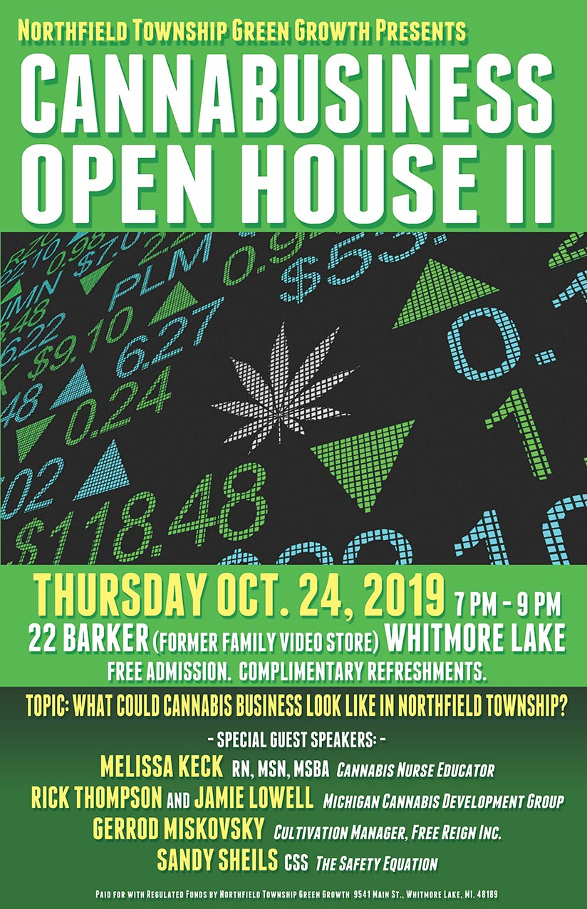 Cannabusiness Open House October 24, 2019
