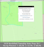 precinct 1 northfield township prop 18 1 voting 450w480h